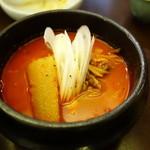 ダンミ - チゲスープ的な