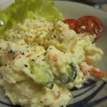 寿ぶき - ポテトサラダ