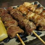 寿ぶき - 砂肝 & もも肉