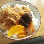 うどんYA - 大根飯100円