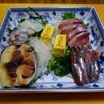 寿司光 - 刺身盛り合わせ