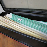 国際飯店 - エコ派のあなたは、店箸(洗い箸)をどうぞ もちろん、割り箸もありますよ。