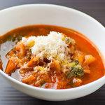 fis - 野菜を食べる!ミネストローネ ¥380
