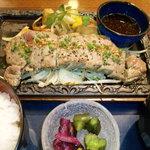 Biyahoruraion - サーロインステーキ定食