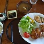 虹色キッチン - 日替わり定食 650円