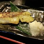 26225799 - さわらの西京焼き(単品)680円