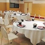 松月   - 3F会場 最大収容人数約80名。テーブル席のみ対応いたします。