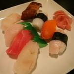 祇園はじめ - にぎり寿司 盛り合せ!一貫からご注文いただけます!