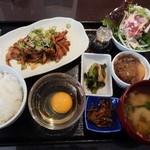 カフェ サクラ - ランチ680円