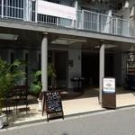 カフェ サクラ - お店の外観