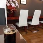 カフェ サクラ - オーガニックアイス珈琲