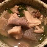 26227543 - モツ煮(塩)