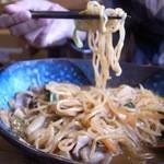 lunch itta - 坦坦ヤキソバ