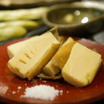福笑 - 焼き筍1250円
