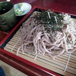 藤原庵 - ざる蕎麦
