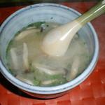 くうかい - 2008年12月 貝汁