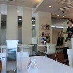 クロシェットカフェ - クロシェットカフェ 店内の様子