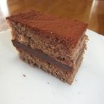 26235469 - 生チョコケーキ(カット)