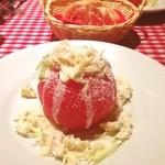 26236003 - 丸ごとトマトのサラダ