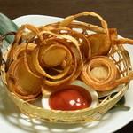 くらち - 人気のくるくるポテト