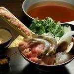 くらち - 特製しょうゆちゃんこ鍋