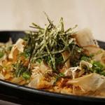 くらち - 山芋の鉄板焼き