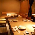 串焼き・魚 新宿宮川 - 7~10名様テーブル個室