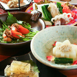 串焼き・魚 新宿宮川 - 旬のおすすめ料理は毎月変わります