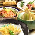 串焼き・魚 新宿宮川 - 旬の味覚をご堪能!人気のコース料理2800円~