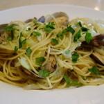 セントベーネ - あさりと春キャベツのスパゲティー
