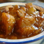 ガラムマサラ - 野菜カレー
