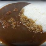 カレーの龍 - 2014.4 カレー600円