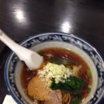 蛸八 - スタンダード中華麺