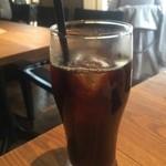 グレーヌマルシェ - アイスコーヒー