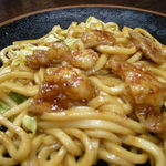 杉本食堂 - ホルモン焼うどん