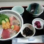 福魚食堂 - 海鮮丼定食