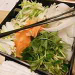 北○ - 鍋の具 香菜