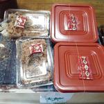 喫茶  柏 - 喫茶 柏さんでは、毎月の1日と15日2日間は、赤飯の予約販売を行っておられます。