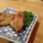 せくら - つきだしのタケノコの天ぷら