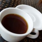 手打ちそば・蔵 - コーヒー