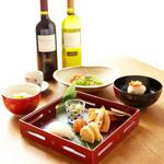 山城屋庄蔵 - バータイムの一品料理イメージ