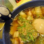 どうとんぼり 神座 - つけ麺