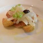 京町家イタリアンろんくす - 2014/04 Bランチ 1,900円 丹波味わい鶏のロースト ポルトガル風