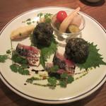 洋食酒場 フライパン - お任せお得な盛り合わせスリーチョイス