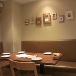 洋食酒場 フライパン - 店内2