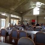 レストラン はまゆう - 利用者は島在住の人の方が多かった。