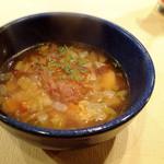 ステーキハウス神楽 - スープ