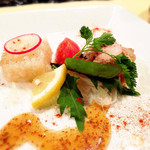 ステーキハウス神楽 - 前菜