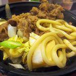 すき家 - 牛すき鍋定食、終売となりました