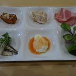ラ・カマルティーナ - 前菜6種盛り